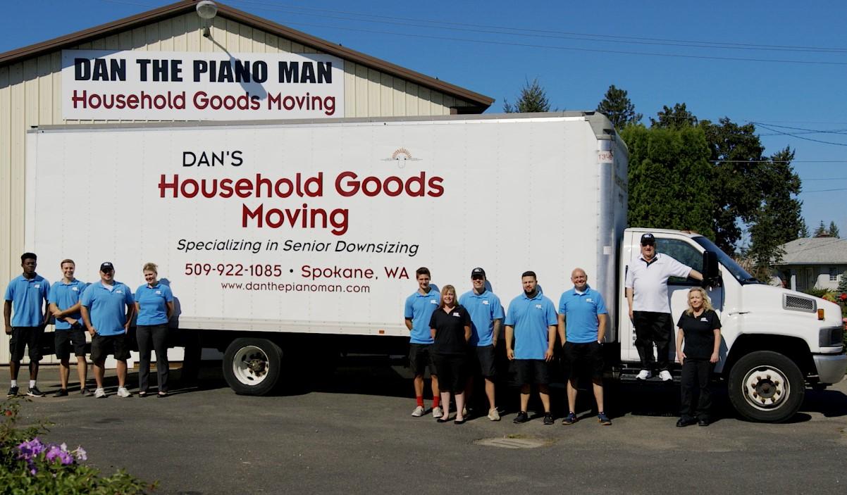 Spokane Moving Services